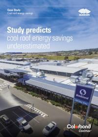 DOWNLOAD COLORBOND® Coolmax® steel Hervey Bay Case Study